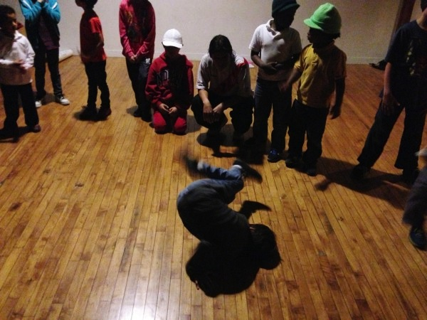 BBoy Academy Hip Hop Kids Classes